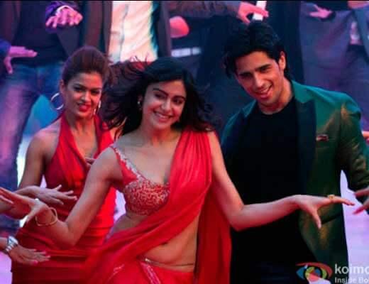 Shake It Like Shammi - Hasee Toh Phasee - Lyrics in Hindi