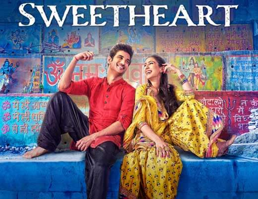 Sweetheart - Kedarnath - Lyrics in Hindi