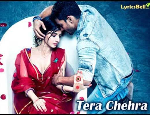 Tera Chehra - Sanam Teri Kasam - Lyrics in Hindi