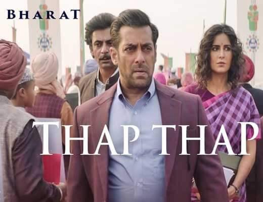 Thap Thap Lyrics - Bharat Sukhwinder Singh