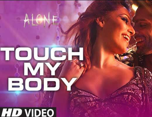Touch My Body - Aditi Singh Sharma Alone - Lyrics in Hindi