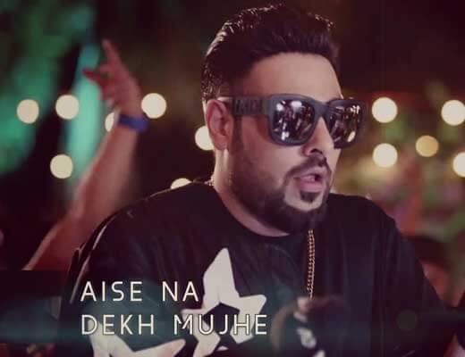 Aise Na Dekh Mujhe - ONE (Original Never Ends) - Lyrics in Hindi