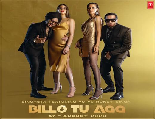Billo-Tu-Agg---Yo-Yo-Hony-Singh---Lyrics-In-Hindi