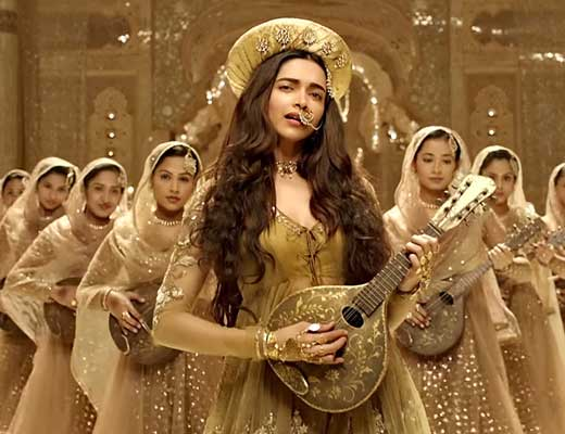Deewani Mastani - Bajirao Mastani - Lyrics in Hindi