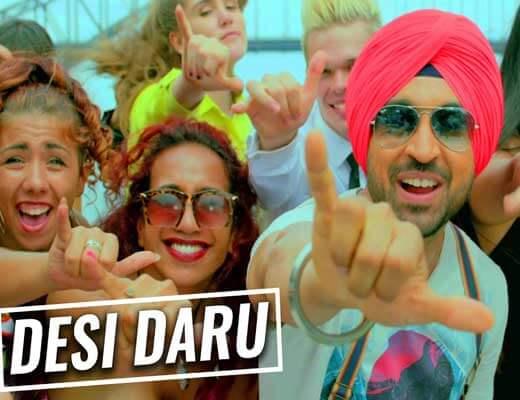 Desi Daru - Sardaarji 2 - Lyrics in Hindi