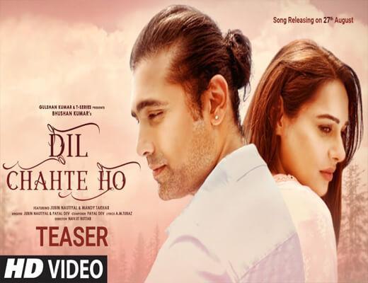 Dil-Chahte-Ho---Jubin-Nautiyal---Lyrics-In-Hindi