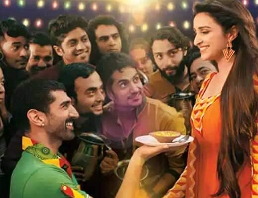 Mannat - Daawat-e-Ishq - Lyrics in Hindi