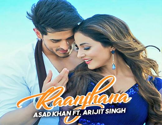 Raanjhana---Arijit-Singh---Lyircs-In-Hindi