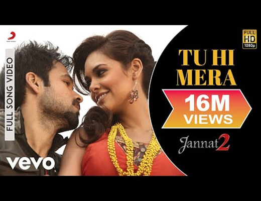 Tu-Hi-Mera---Jannat-2---Lyrics-In-Hindi