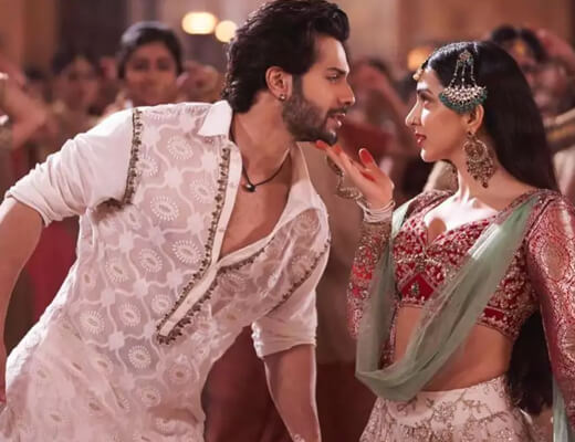 First Class - Kalank - Lyrics in Hindi