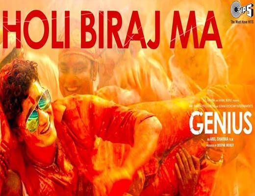 Holi-Biraj-Ma---Genius---Lyrics-In-Hindi
