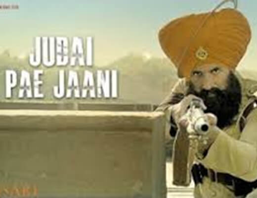 Judai Pae Jaani - Kesari - Lyrics in Hindi
