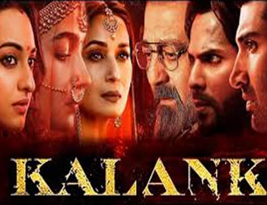 Kalank (Bonus Track) - Kalank - Lyrics in Hindi