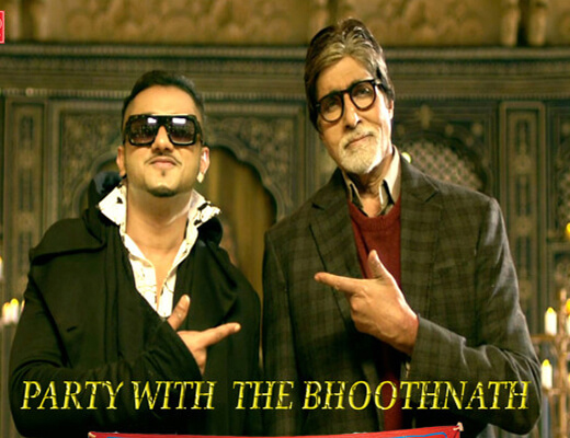 Party With The Bhoothnath Lyrics – Yo Yo Honey Singh