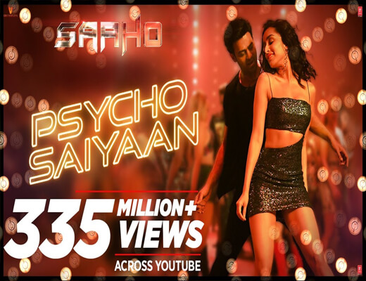 Psycho-Saiyaan---Saaho---Lyrics-In-Hindi