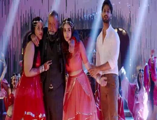 Senti Wali Mental - Shaandaar - Lyrics in Hindi