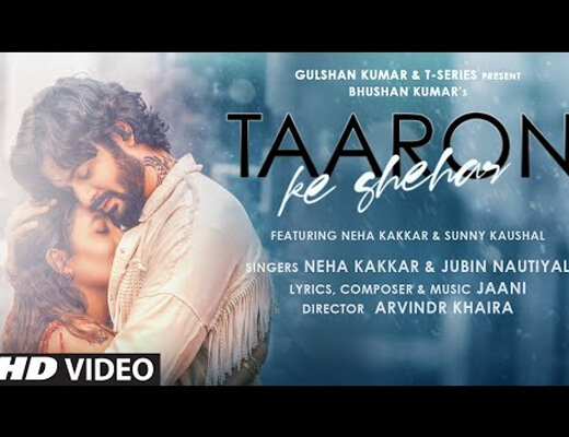Taaron Ke Shehar – Neha Kakkar, Jubin Nautiyal - Lyrics in Hindi