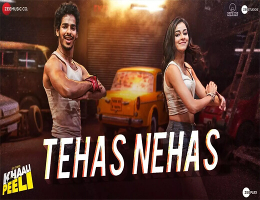 Tehas-Nehas---Khaali-Peeli---Lyrics-In-Hindi