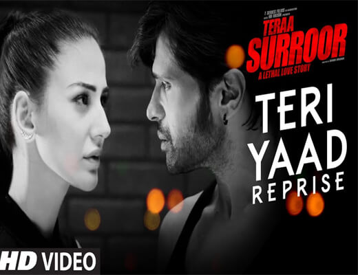 Teri-Yaad-(Reprise)---Teraa-Surroor-2---Lyrics-In-Hindi