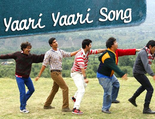 Yaari Yaari - Purani Jeans - Lyrics in Hindi