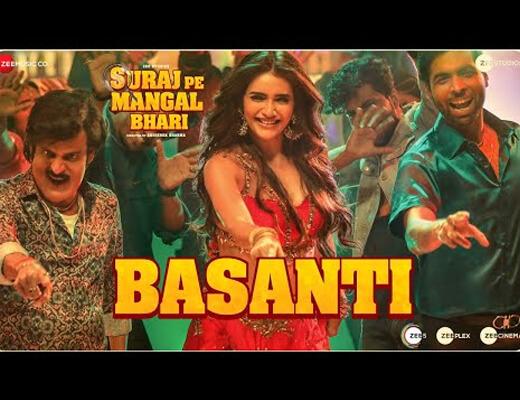 Basanti – Suraj Pe Mangal Bhari - Lyrics in Hindi