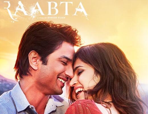 Ik Vaari Aa - RaabtaArijit Singh - Lyrics in Hindi