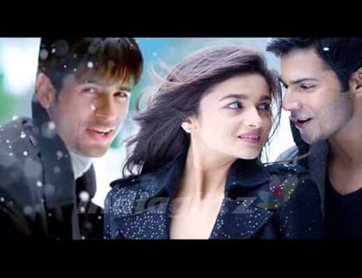 Ishq Wala Love - Student of The Year - Lyrics in Hindi