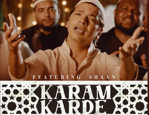 Karam Karde – Shaan - Lyrics in Hindi