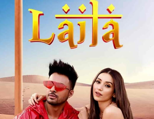 Laila – Tony Kakkar - Lyrics in Hindi
