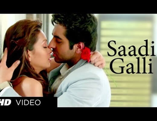 Saadi Galli Aaja - Nautanki Saala - Lyrics In Hindi