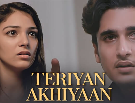 Teriyan Akhiyaan – Arun Solanki - Lyrics in Hindi