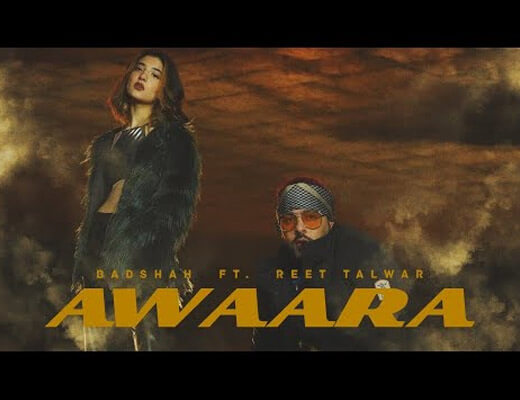 Awaara – Badshah - Lyrics in Hindi