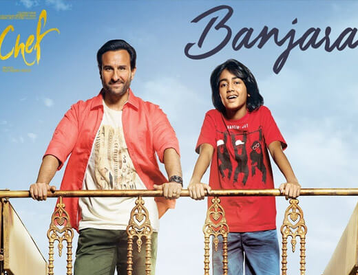 Banjara - Chef - Lyrics in Hindi