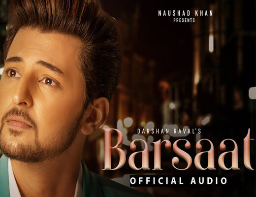 Barsaat – Darshan Raval - Lyrics in Hindi