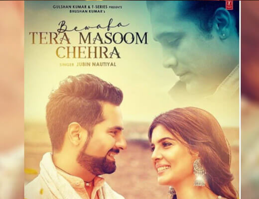 Bewafa Tera Masoom Chehra - Lyrics in Hindi
