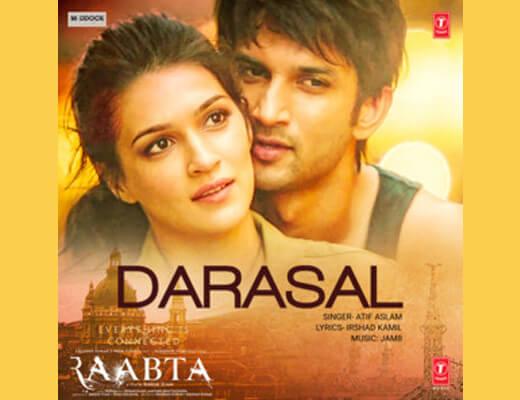 Darasal - Raabta – Lyrics in Hindi