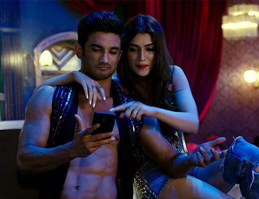 Main Tera Boyfriend - Raabta - Lyrics in Hindi