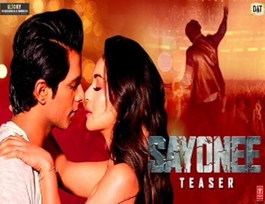 Sayonee – Arijit Singh - Lyrics in Hindi