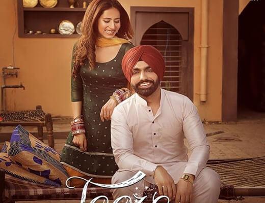 Taare Balliye – Ammy Virk - Lyrics in Hindi