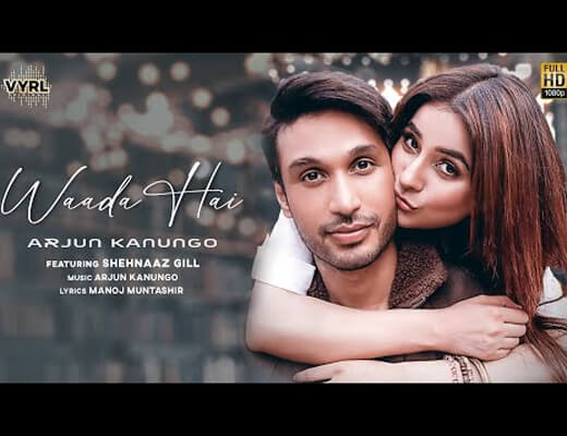 Waada Hai – Arjun Kanungo - Lyrics in Hindi