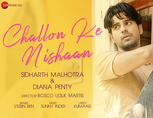 Challon Ke Nishaan – Stebin Ben - Lyrics in Hindi