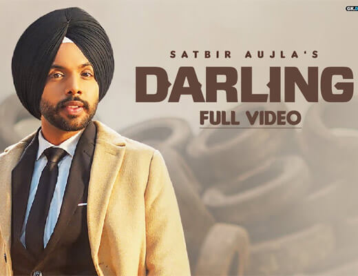Darling – Satbir Aujla - Lyrics in Hindi
