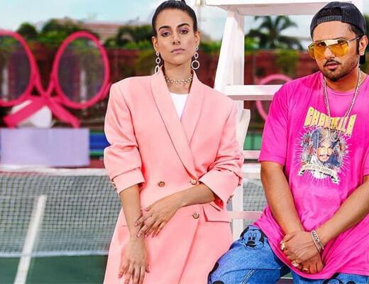 First Kiss – Yo Yo Honey Singh - Lyrics in Hindi