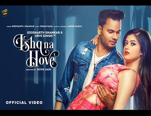 Ishq Na Hove – Siddharth Shankar - Lyrics in Hindi