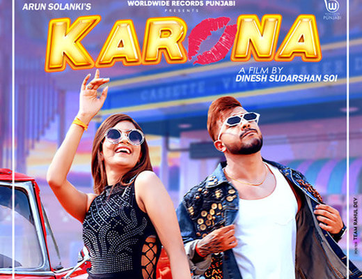 Karona – Arun Solanki - Lyrics in Hindi