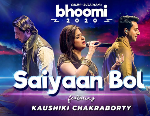 Saiyaan Bol – Bhoomi 2020 - Lyrics in Hindi
