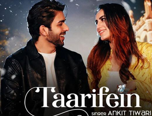 Taarifein – Ankit Tiwari - Lyrics in Hindi