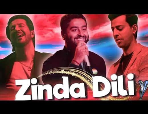 Zinda Dili – Arijit Singh - Lyrics in Hindi