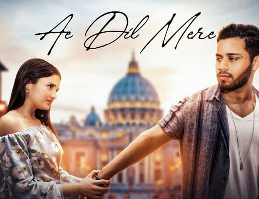 Ae Dil Mere – Shahzeb Tejani - Lyrics in Hindi