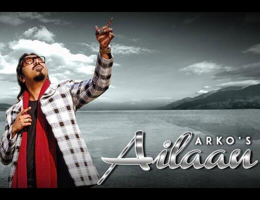 Ailaan – Arko - Lyrics in Hindi